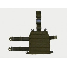 Drop Leg Platform MOLLE in Olive by ANA Company Russian Military 100% ORIGINAL