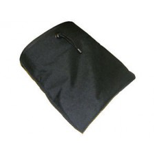 Foldable Pouch for 4 AK empty mags (PALS-MOLLE) in Black Color by ANA Company