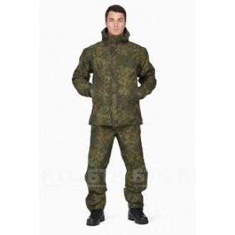 ORIGINAl Russian army Ratnik VKBO goretex waterproof suit EMR camo digital flora
