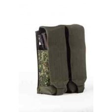 Pouch for 4 AK Top MOLLE With Velcro in Digital Flora by ANA Tactical ORIGINAL