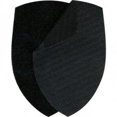 Velcro for police MIA black chevrons