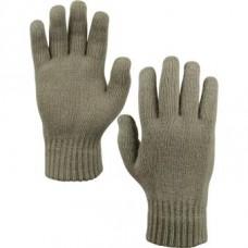 Gloves made of camel hair