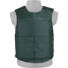 Pouch on vest