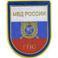 Russian Interior Ministry GPS tricolor