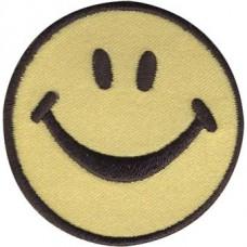 Iron-On transfer -0973 Smiley