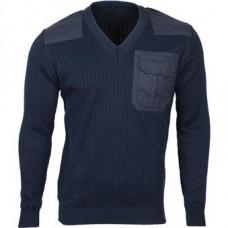Sweater p / w plates with art. 55 ochres.