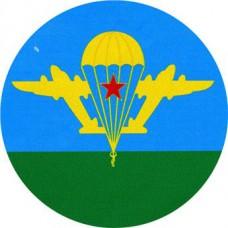 Airborne Sticker USSR