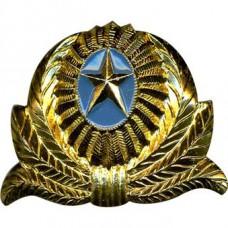 Kazakhstan Star framed