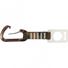 Carabiner keychain holder V Track