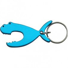 Opener Keychain Shark Track