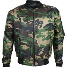 Jacket Pilot Camouflaged
