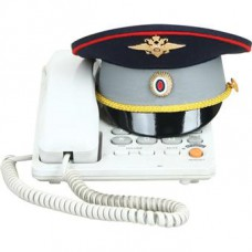 Cap souvenir traffic police