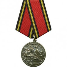 A veteran of fighting in the Caucasus