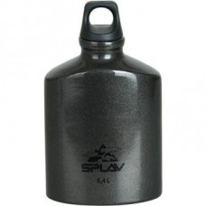Flask aluminum flat