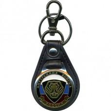 Russian Interior Troops Keychain Leo