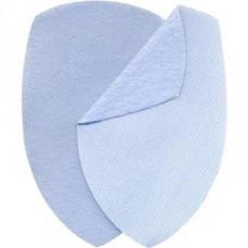 Velcro for police MIA blue chevrons