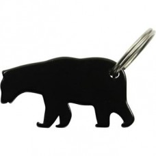 Opener Keychain Bear Track