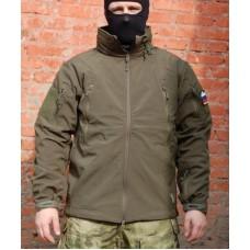 Jacket Operativnik Soft shell Article GSG-4 Olivaceous