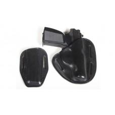 14-20 Belt holster for PM with boot Telohranitel '1