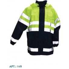 Light-reflecting jacket DPS