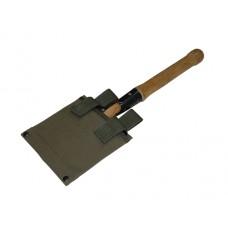 Pouch for sapper spade
