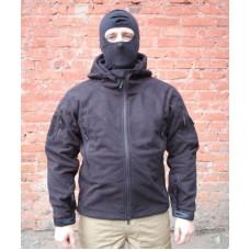Jacket Dozornyi-2 Heavy fleece with membrane Article GSG-8 Black