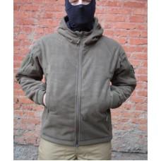 Jacket Dozornyi-2 Heavy fleece with membrane Article GSG-8 Olivaceous