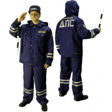 Demi-season suit type B