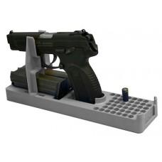 Lodgment for pistol Yarygin
