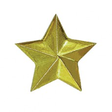 Star big, golden