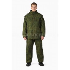 Wintery suit for soldiers