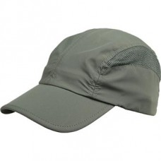 Baseball cap with mesh lite