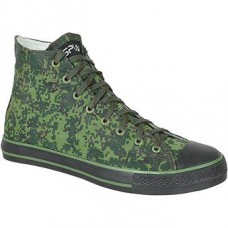 Sneakers E-2 camouflage