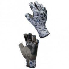Gloves fish. Buff Angler Gloves Fish Camo