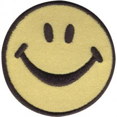 Iron-On transfer -0973 Smiley
