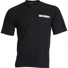 T-shirt SECURITY Reflective