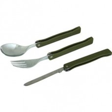 A set of cutlery Taktik (warehouse. metal)