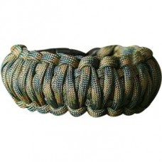 Paracord bracelet Cord with a saw
