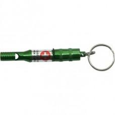 Whistle Keychain Capsule Track