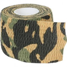 Camouflage reusable tape Track
