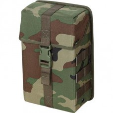 Pouch for machine gun box v.2
