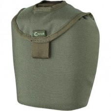 Pouch to flasks (thermos)