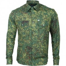 Shirts long sleeve camouflage