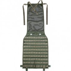 MOLLE Panel for car seats