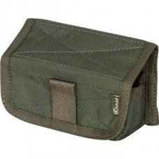 Pouch for 10 rounds of 12-caliber Velcro
