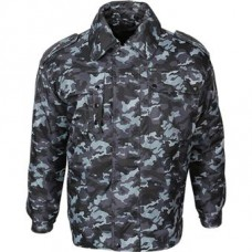 Jacket Del'ta Camouflaged