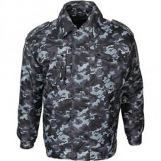 Jacket Del'ta Camouflaged