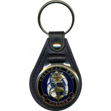 Russian Special Forces Keychain Navy