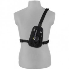 Bag versatile radio breastplate