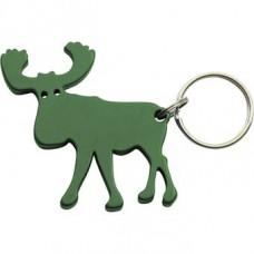 Opener Keychain Moose Track